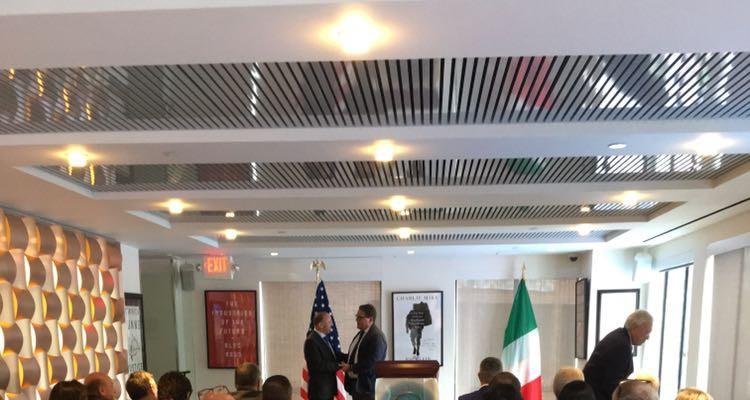 VIDEO: CERIMONIA PREMIAZIONI PREMIO ECCELLENZA ITALIANA 2017 – WASHINGTON DC