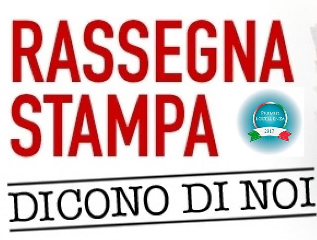 RASSEGNA STAMPA – PREMIO ECCELLENZA ITALIANA 2017 WASHINGTON DC