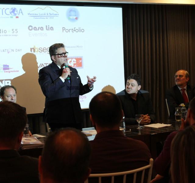 Massimo Lucidi interviene a Missione Italia incontra Brasile