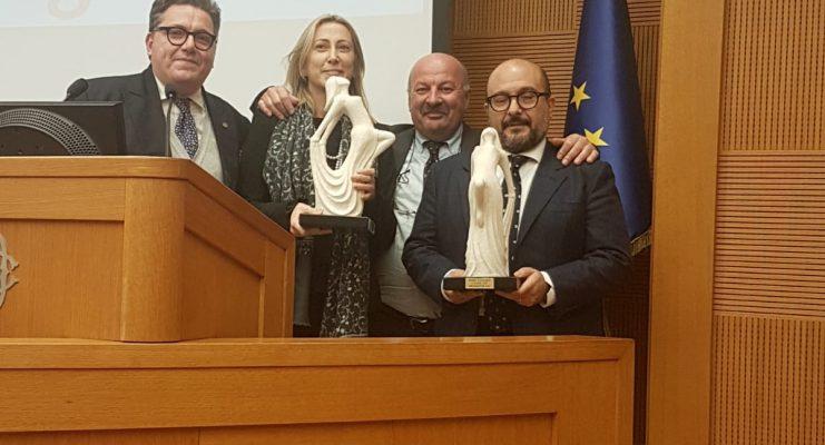 Premio Eccellenza Italiana alla Camera dei Gruppi Parlamentari