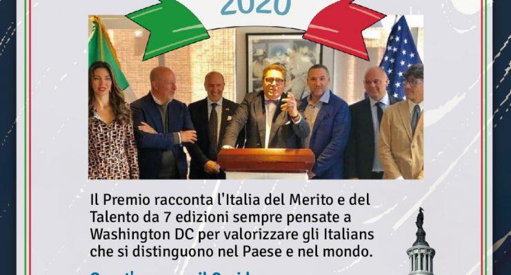 Premio Eccellenza Italiana 2020