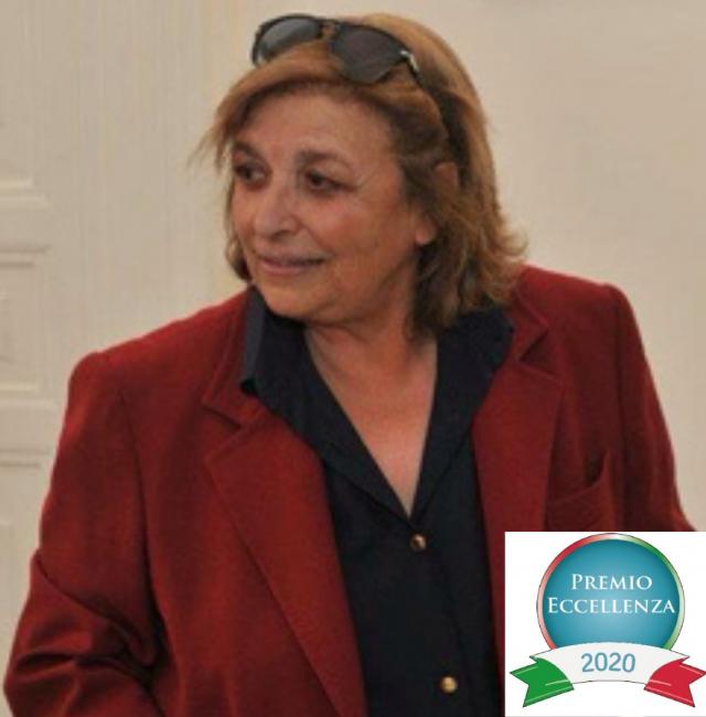Premio Eccellenza Italiana ad Annamaria Boniello, giornalista impegnata nella divulgazione e promozione del territorio caprese