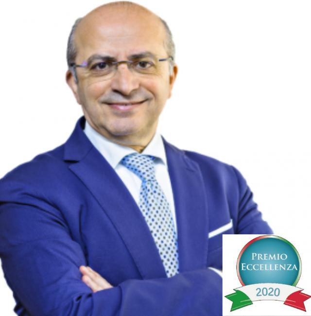 Premio Eccellenza Italiana al medico nefrologo Loreto Gesualdo, sezione Medicina