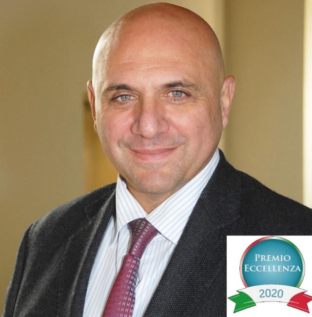 Presidente Anvur, Antonio Felice Uricchio, riceve il Premio Eccellenza Italiana per la sezione Ricerca, edizione 2020